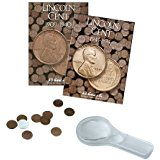 Lincoln Wheat Penny Starter Album Collection Kit; Great for Beginner Collectors